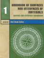Handbook of surfaces and interfaces of materials