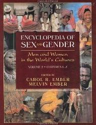 Encyclopedia of sex and gender : men and women in the world's cultures